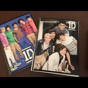 NWOT One direction Zayn Malik cute trend notebooks